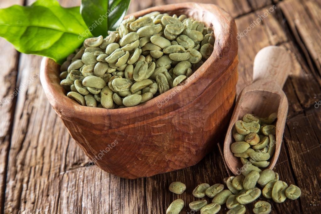 Помогает похудеть зеленое кофе