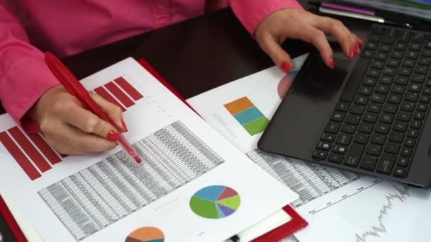 žena kontrolní rozpočet