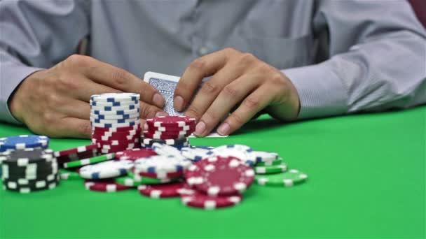 Gambler Takes Casino Jackpot