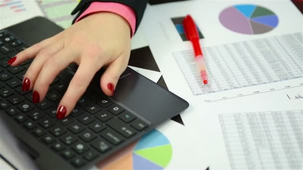 Checking Financial Data. Calculation Of The Annual Report