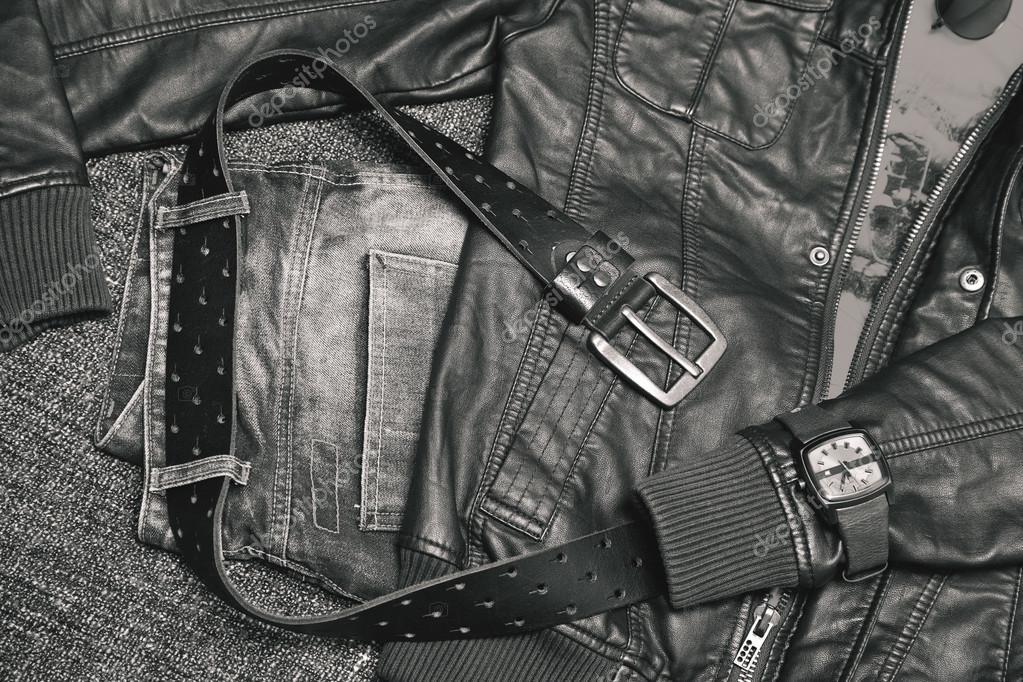 Ropa de moda para hombres brutales  chaqueta fb804d7dbb32