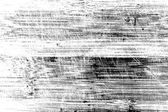 Photo Wooden surface with scratches in black and white. Texture for design and background