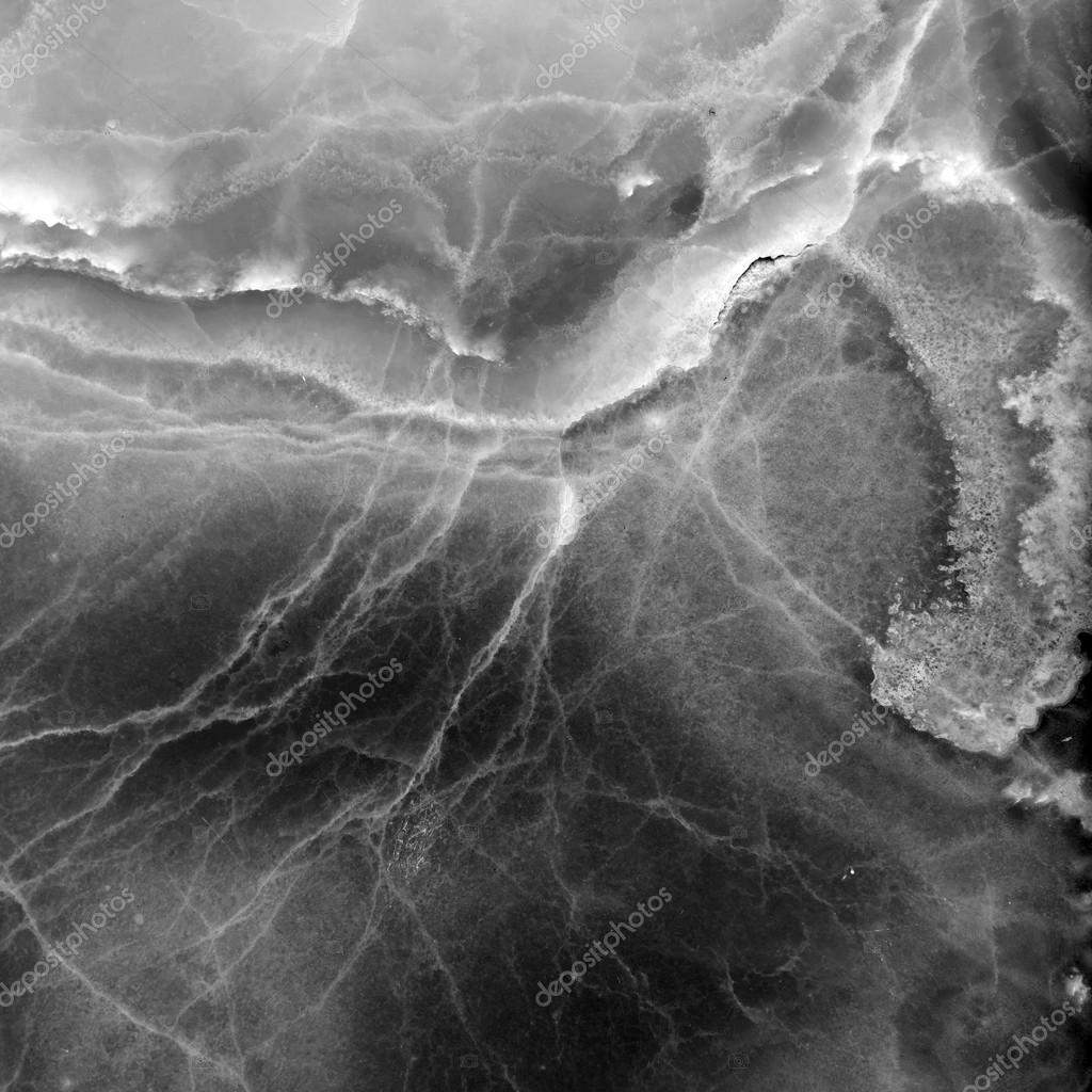 Marble texture background in monochrome
