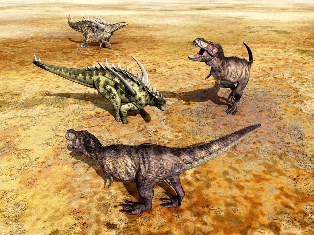 ギガントスピノサウルス