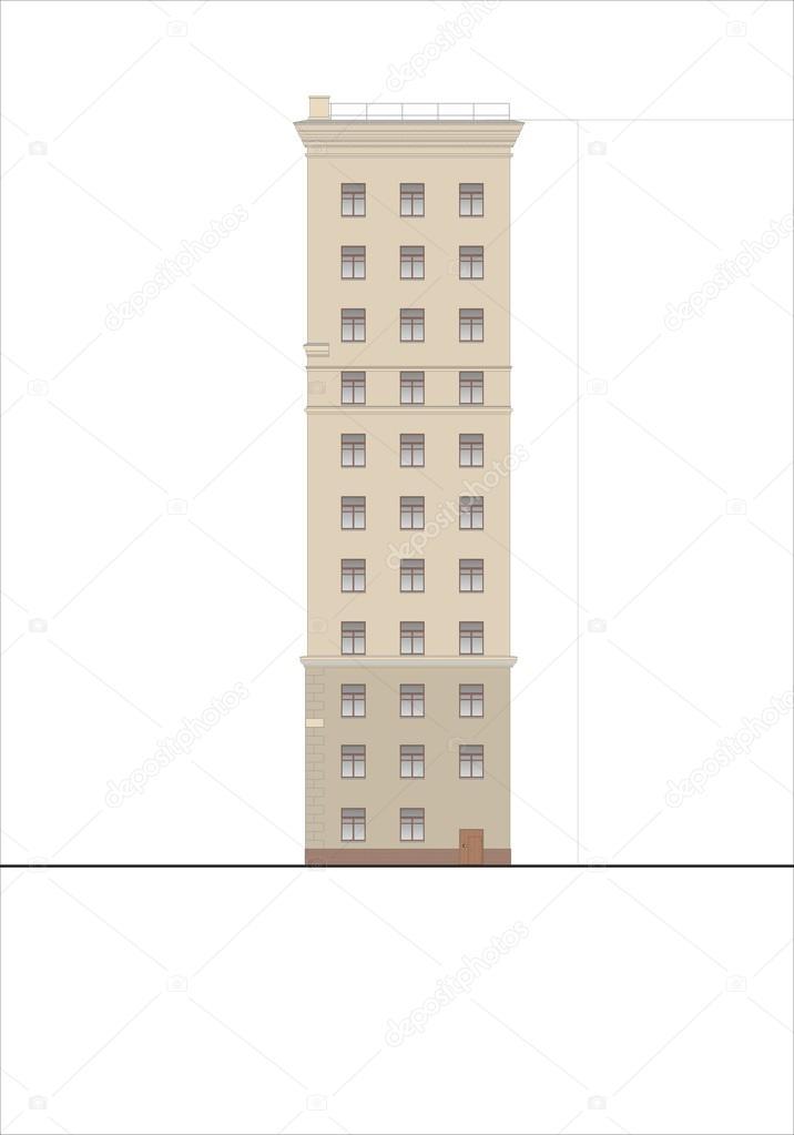 Edificios y estructuras de principios y mediados del siglo XX ...