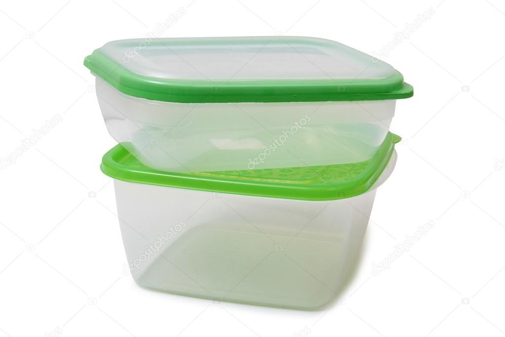 contenitori per alimenti in plastica — foto stock © grynold #112857824