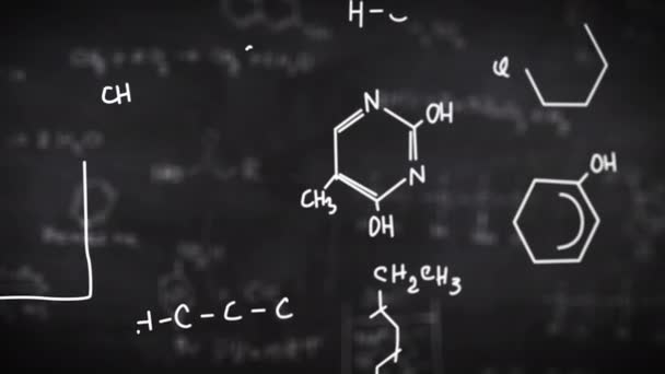 Organische chemische Formeln