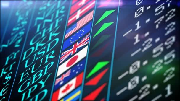 Kivonat Tőzsdei kereskedési grafikon a pénzügyi