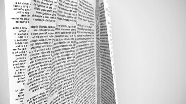 A könyv oldalak fordítás