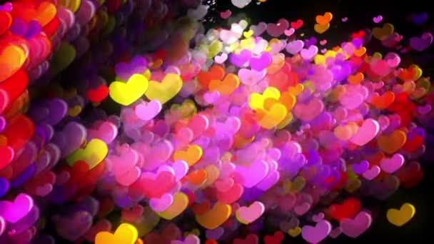 Srdce z lásky pozadí