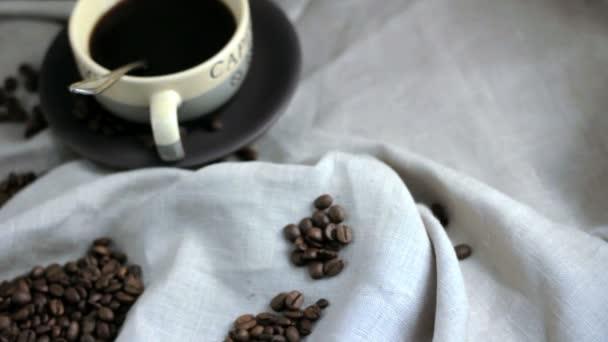 csésze kávé