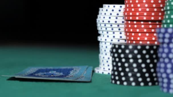 Dvě esa. Poker