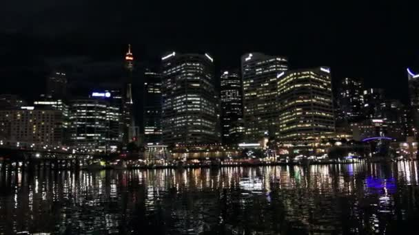 Circular Quay v australském Sydney. Dubna 2012