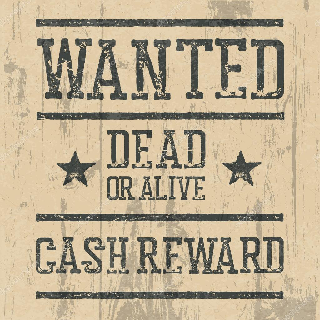 Wanted\