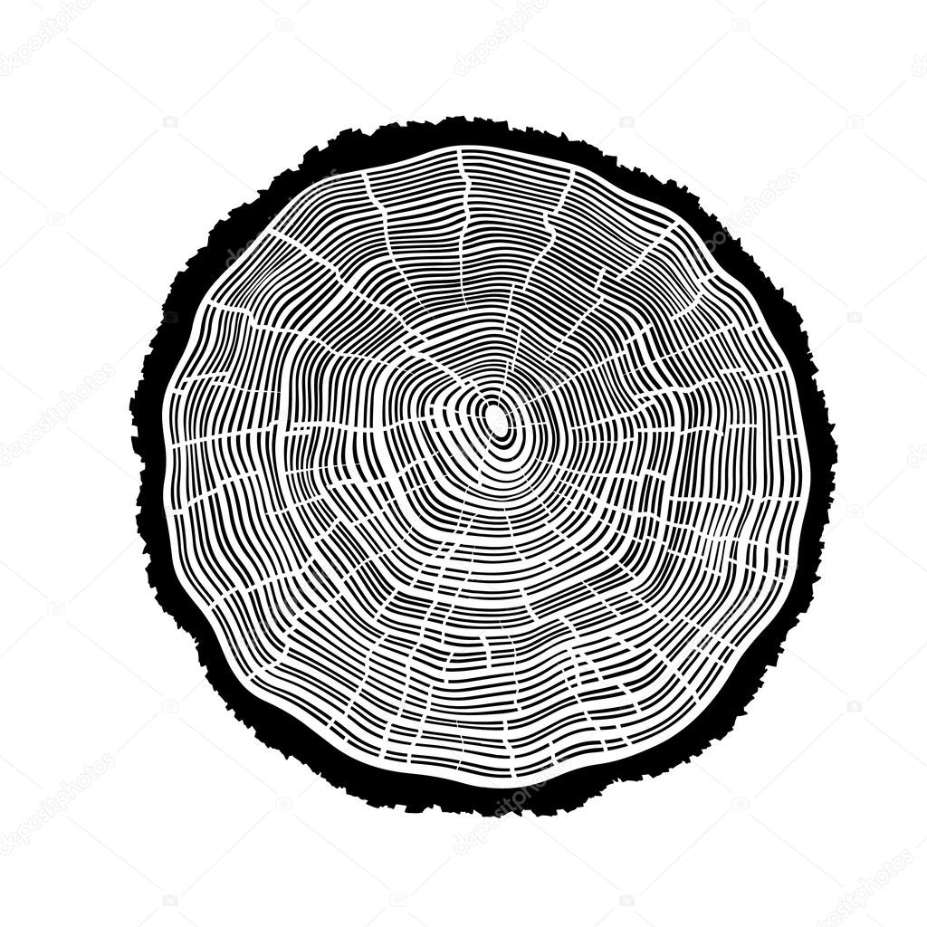 tree art royalty or vector clipart eps texture image free rings download file clip wood