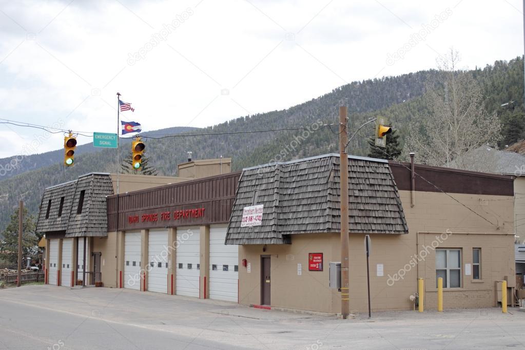 Colorado Mountain Fire Department