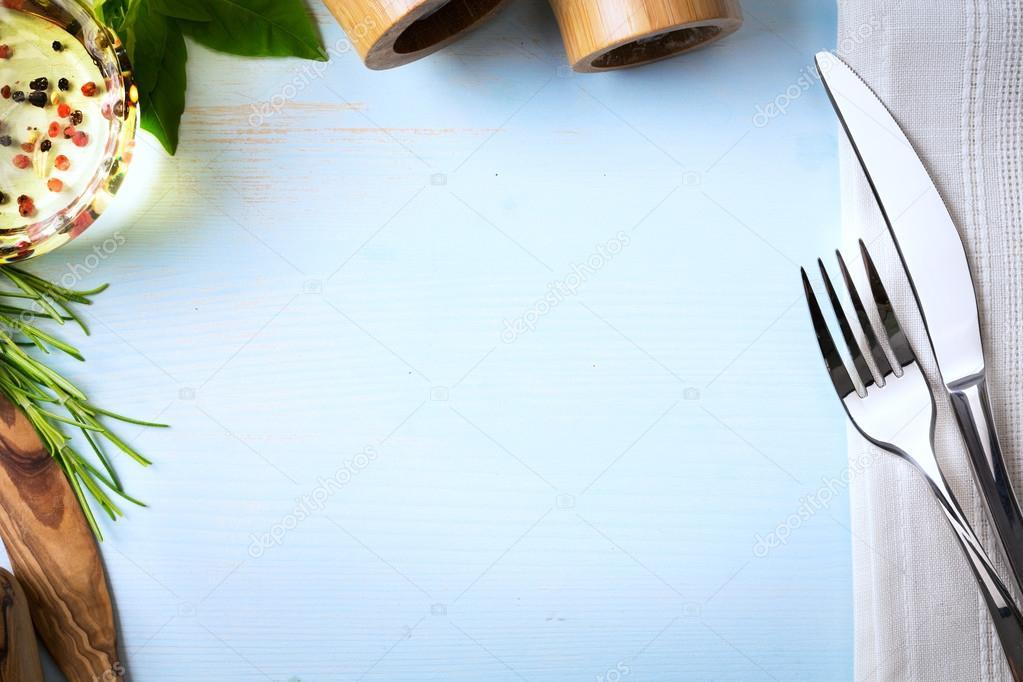Art italian homemade menu food background restaurant week for Artistic cuisine menu