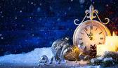 Art karácsonyi ünnep előestéjén