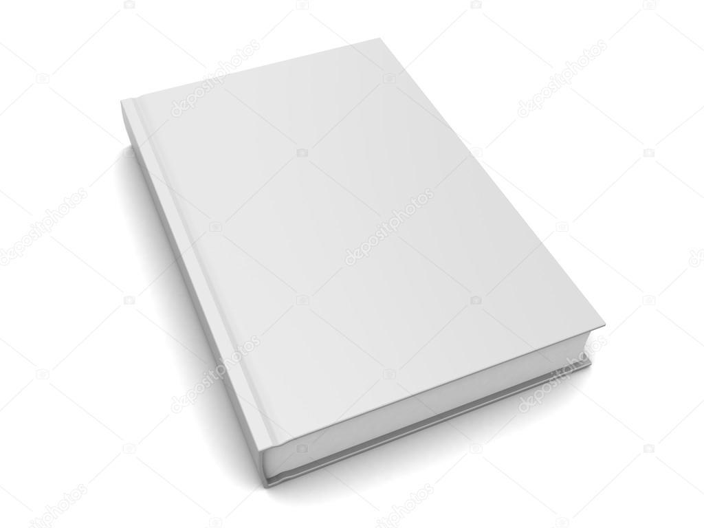 Plantilla de libro o maqueta — Fotos de Stock © mmaxer #121876600