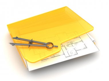 House blueprints project folder