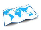 Fényképek Globális világ Térkép