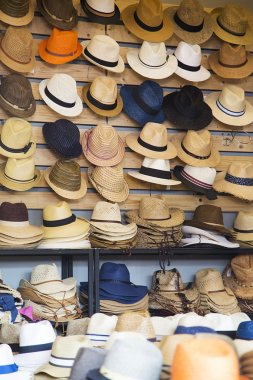 Hats store in Bangkok