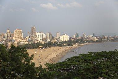 City landscape of Mumbai
