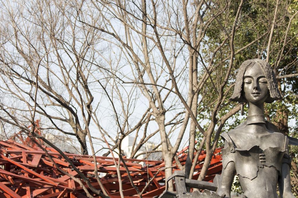 Jing'an International Sculpture Exhibition