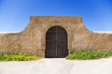 Rabat city wall