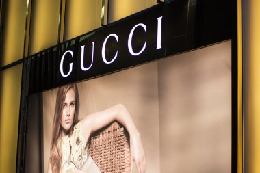 Gucci shop