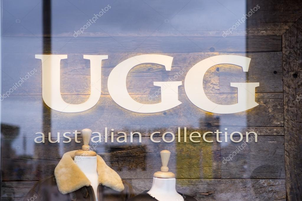 718302a93c5 UGG Australia store – Stock Editorial Photo © boggy22 #67497623