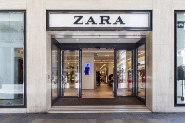 Zara shop logo