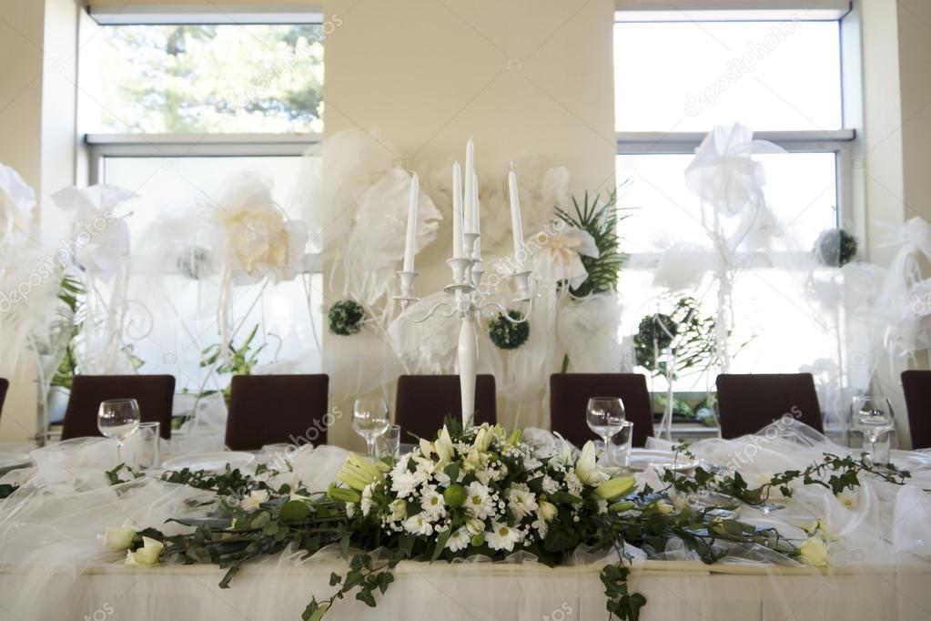 Bruiloft tafeldecoratie stockfoto boggy22 91460692 for Tafeldecoratie bruiloft