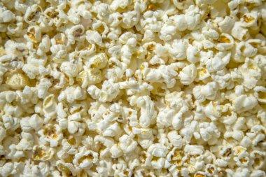 close up of crunch pop corn