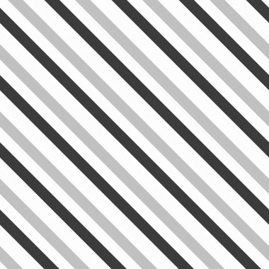 Monochrome pattern with thick gray and black diagonal lines