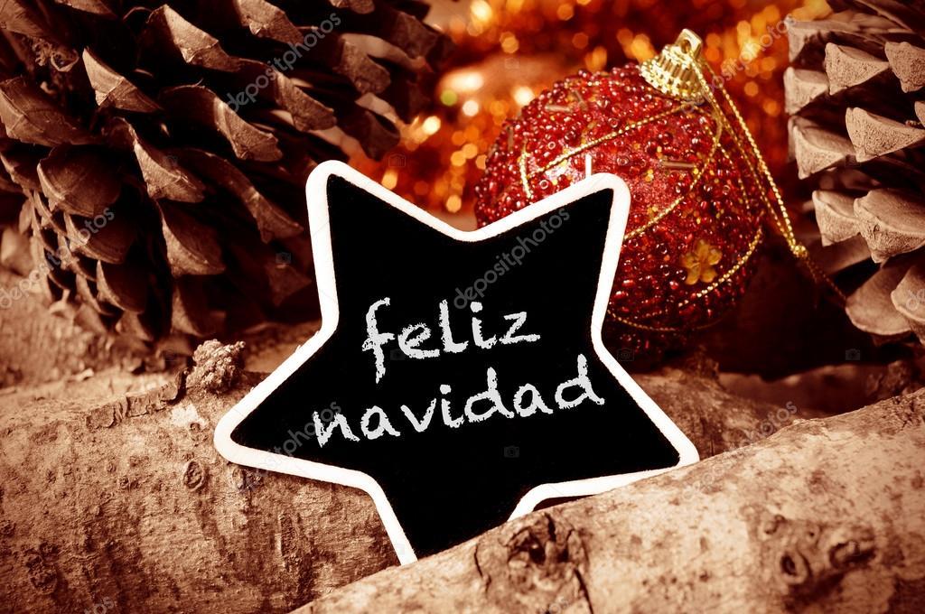 Картинка с рождеством на испанском