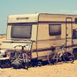 stock-photo-aged-motorhome-close-to-the