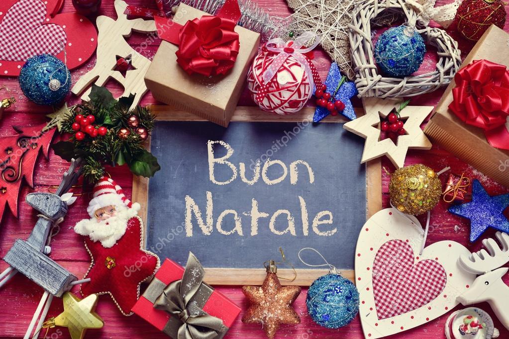 Weihnachten Italienisch