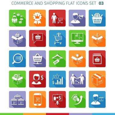 Commerce Flat Set 03