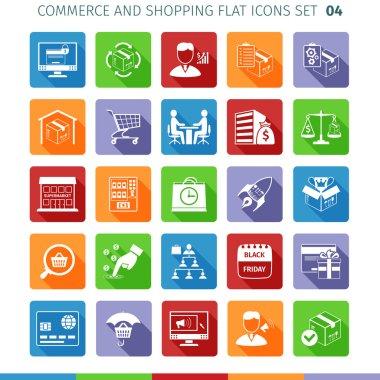 Commerce Flat Set 04