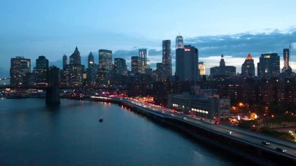 provoz v new york city