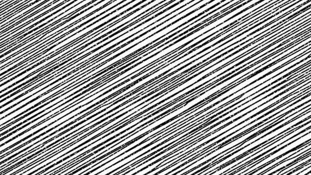 Mozgó háttér grunge ferde fekete vonalak