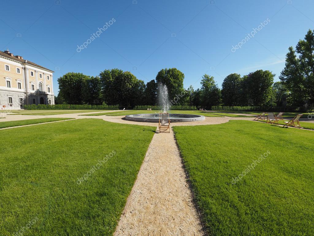 Torino giardini reali mapio