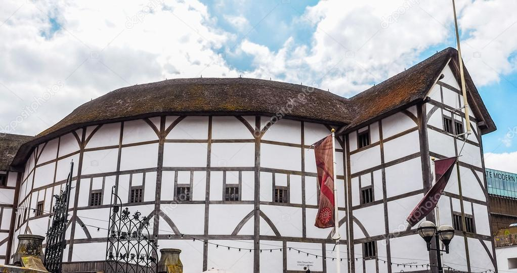 Globe theatre in london hdr foto editorial de stock globe theatre in london hdr foto de stock malvernweather Image collections