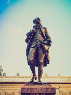 Goethe Denkmal Leipzig