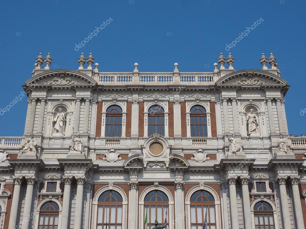 Museo Nazionale Del Risorgimento Italiano.Museo Nazionale Del Risorgimento A Torino Foto Editoriale Stock