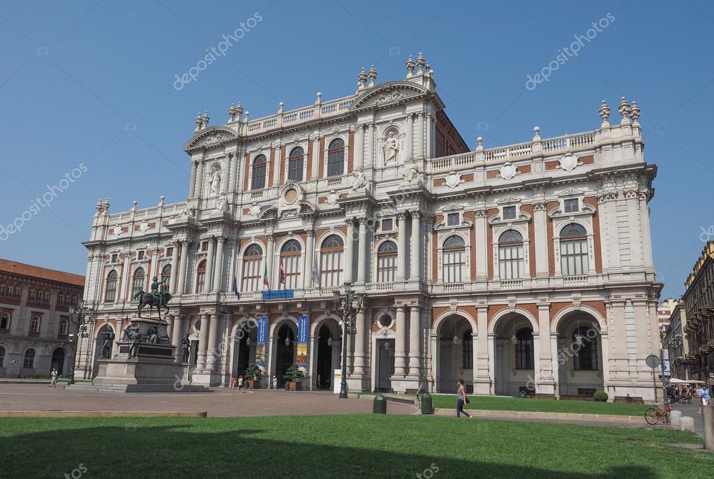 Museo Del Risorgimento Torino.Museo Nazionale Del Risorgimento A Torino Foto Editoriale Stock