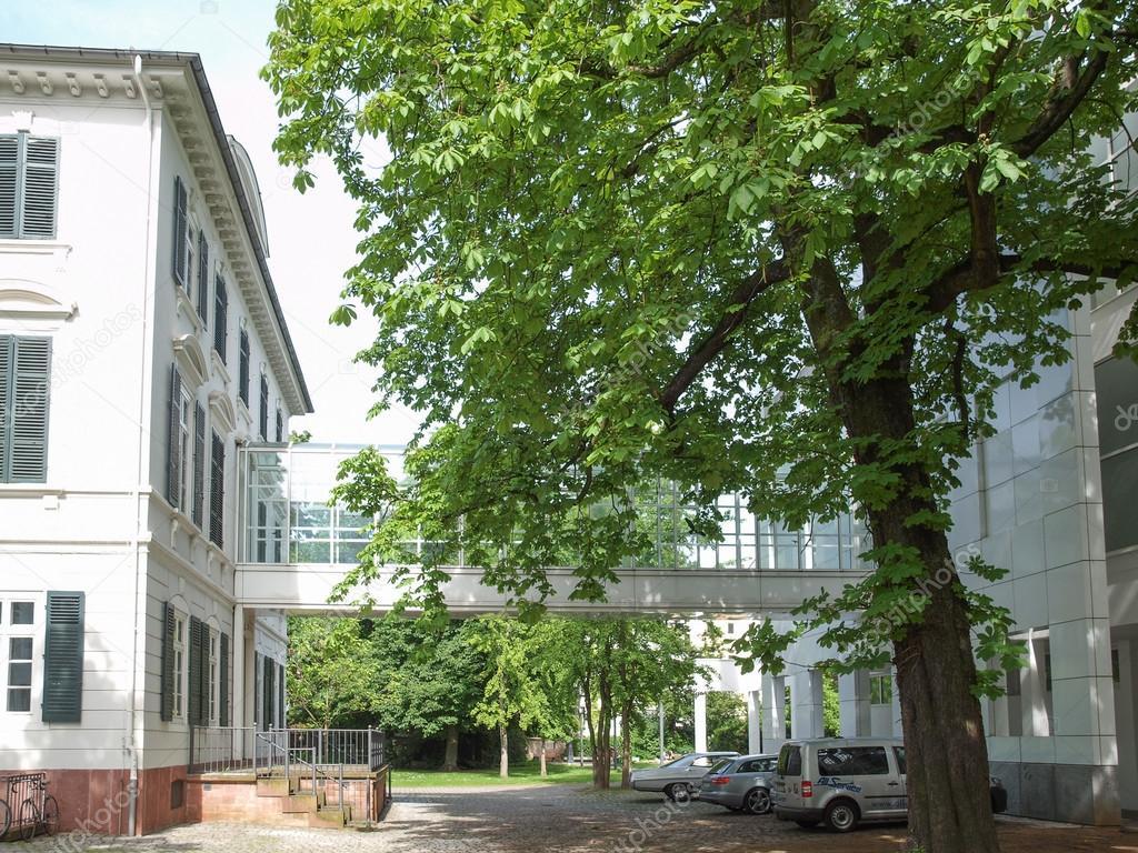 Museum Fur Angewandte Kunst In Frankfurt Am Main Stock Editorial