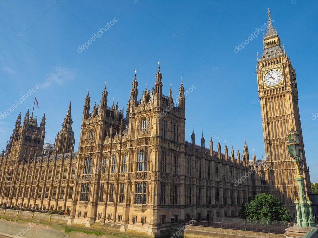 Case del parlamento a londra foto editoriale stock for Immagini del parlamento