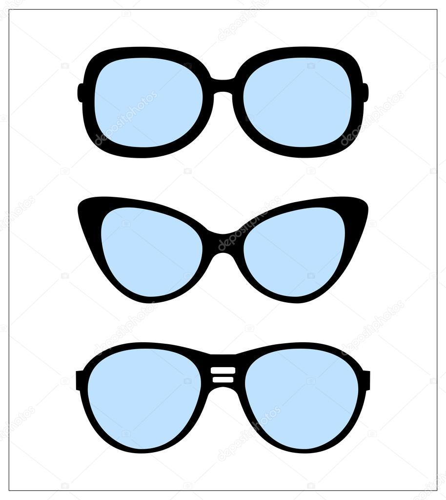 Ray-Ban Aviator Sunglasses Clip Art - Royaltyfree - Glass Transparent PNG